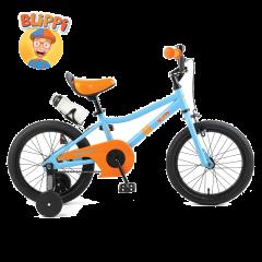 "Retrospec Koda 16"" Kids Bike with Training Wheels - Blippi"