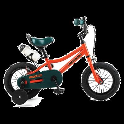"Retrospec Koda 12"" Kids Bike with Training Wheels - Burnt Orange"