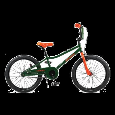 """Retrospec Koda 20"""" Kids Bike - Forest Green"""