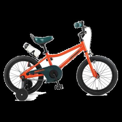 "Retrospec Koda 16"" Kids Bike with Training Wheels - Burnt Orange"