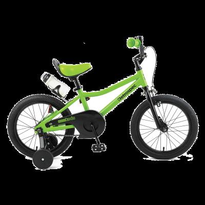 """Retrospec Koda 16"""" Kids Bike with Training Wheels - Eco Green"""