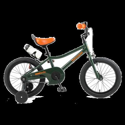 "Retrospec Koda 16"" Kids Bike with Training Wheels - Forest"