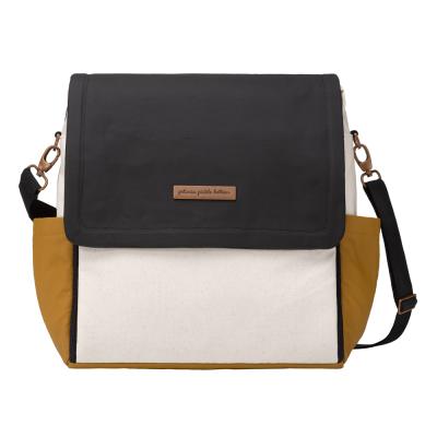Petunia Pickle Bottom Boxy Backpack - Caramel/Black